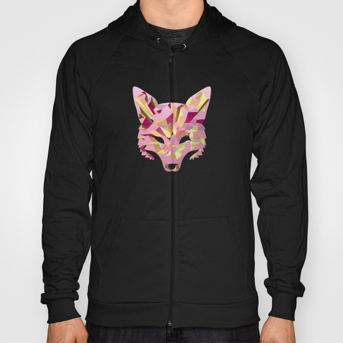 Land of fox Hoody