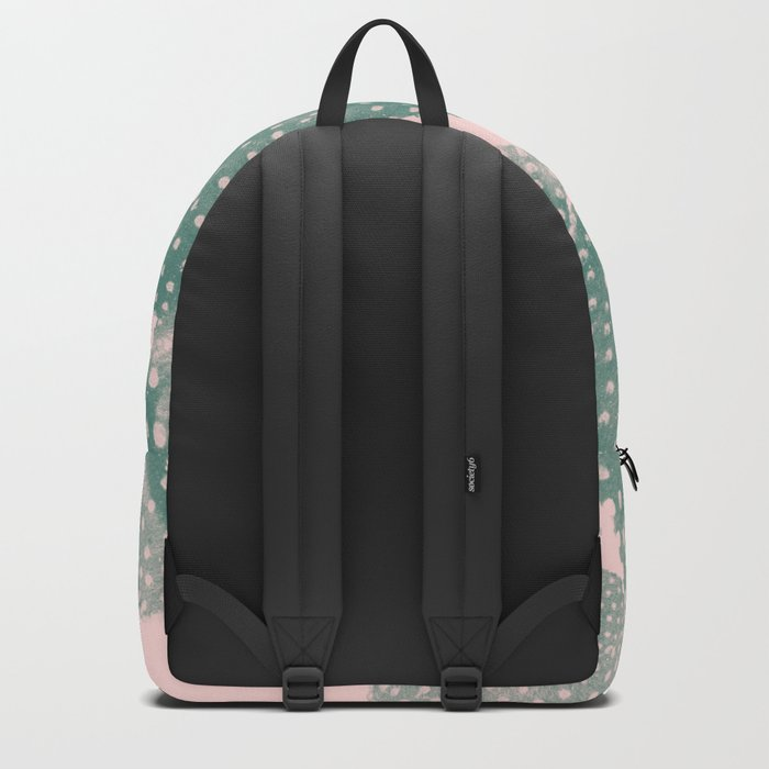 Cacti pink Backpack