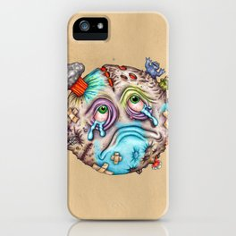 The Crying Oith iPhone Case