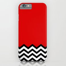 Black Lodge Dreams (Twin Peaks) iPhone 6s Slim Case