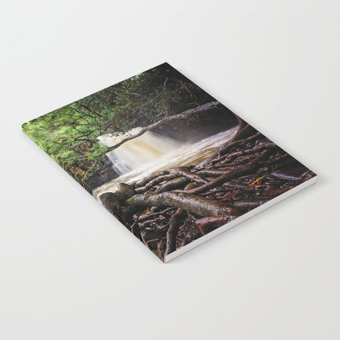 Twin Falls Notebook