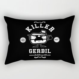 Institutionalized Rectangular Pillow
