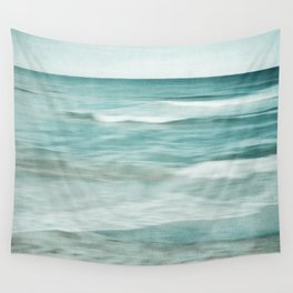 soft waves Wall Tapestry