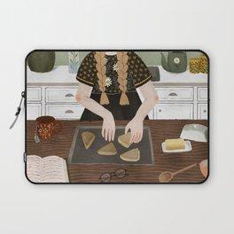 baking scones Laptop Sleeve