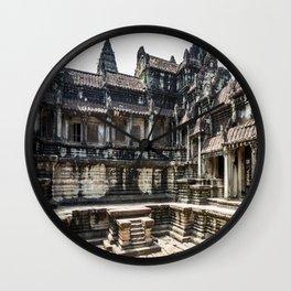 Angkor Wat, Cambodia Wall Clock