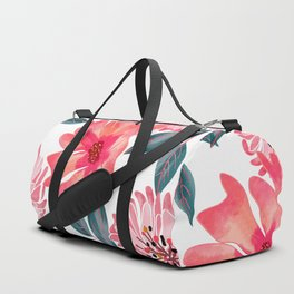 Yours Florally Duffle Bag