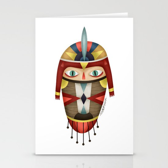 Panzi Reloaded Stationery Cards