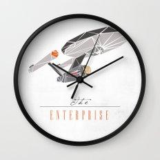 The Enterprise Wall Clock