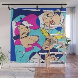OPERETTA        by        Kay Lipton Wall Mural