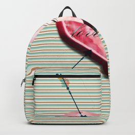 love hurts Backpack