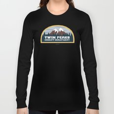 Twin Peaks Sheriff Department (Redux) Long Sleeve T-shirt