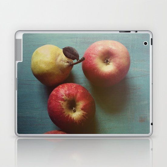 Autumn Apples Laptop & iPad Skin
