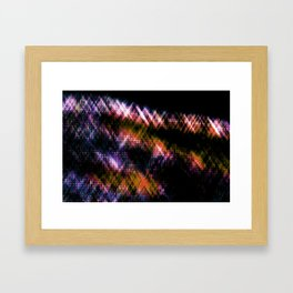 circuitry Framed Art Print