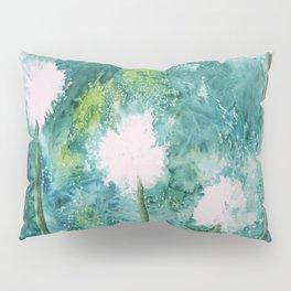 Abstract Dandelions WISH Pillow Sham