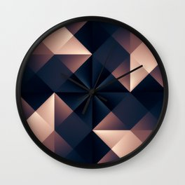 Thrill Of The Chase Wall Clock