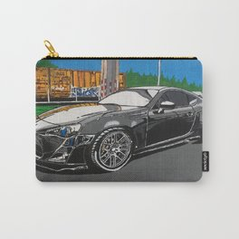 Scion FR-S plan A painting Carry-All Pouch