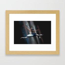 Misty Copeland Framed Art Print