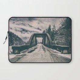 Silence bridge Laptop Sleeve