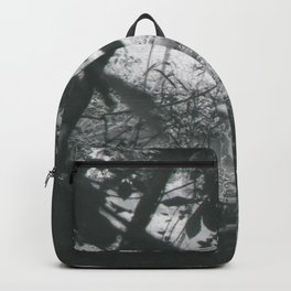 Deer Through the Leaves Backpack