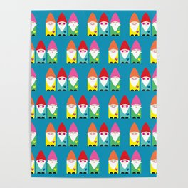 The BFF Gnomes II Poster