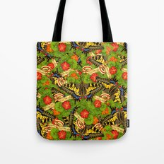 Old World Swallowtail Cacophony Tote Bag