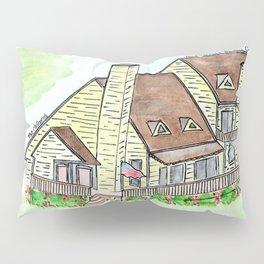 Melhorn's Port Herman Beach Condo, Vacation House Pillow Sham
