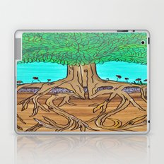 Family Roots Laptop & iPad Skin