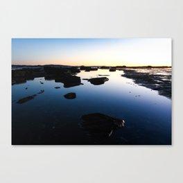 Morning Reflections  Canvas Print