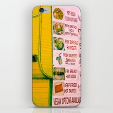 Fair Food iPhone & iPod Skin