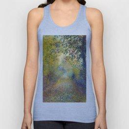 """Auguste Renoir  """"In the Woods"""" Unisex Tank Top"""