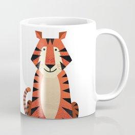 Whimsy Tiger Coffee Mug