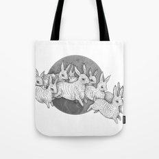 Leporidae Tote Bag