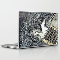 rush Laptop & iPad Skins featuring Rush by Paper Possible
