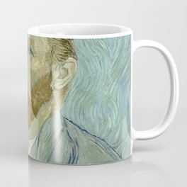 SELF PORTRAIT - VINCENT VAN GOGH Coffee Mug