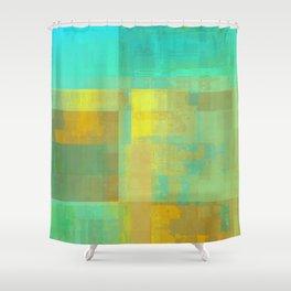 frugal 4e Shower Curtain