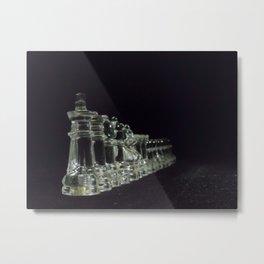 Battalion Metal Print