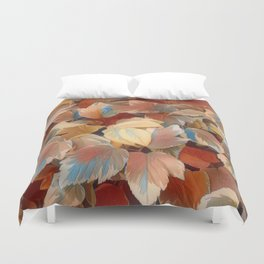Variations of Color Duvet Cover