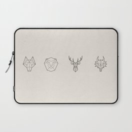 Animals of the Realm Laptop Sleeve