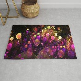 Galaxy Bubbles Rug
