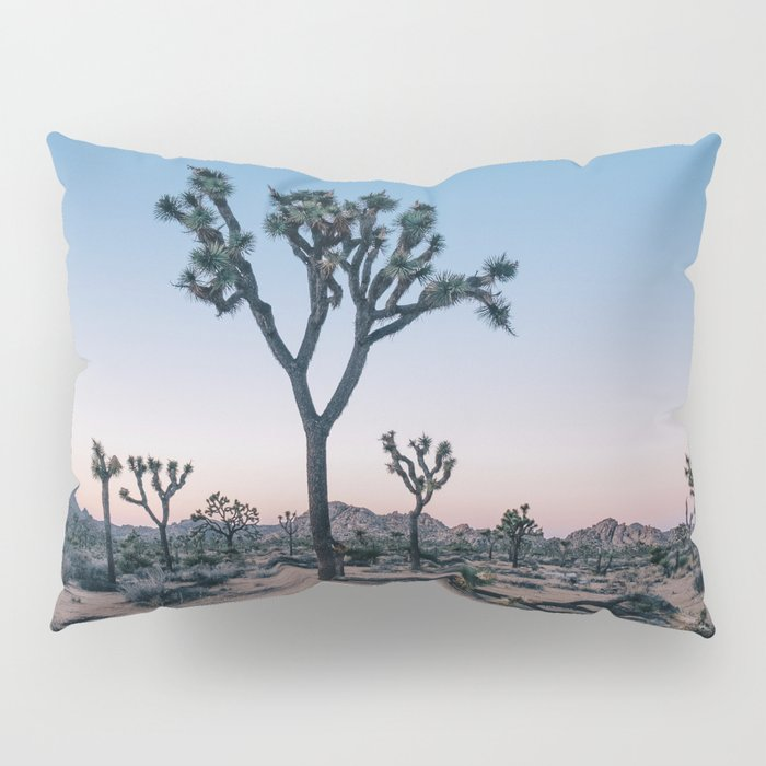 Joshua Tree at Sunset Pillow Sham