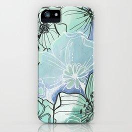 Calming Waters iPhone Case