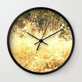 the wild Wall Clock