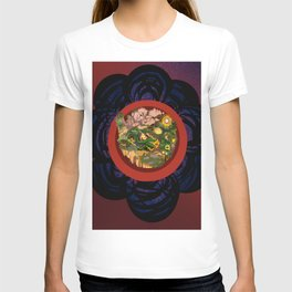 One Flower, One World Full T-shirt