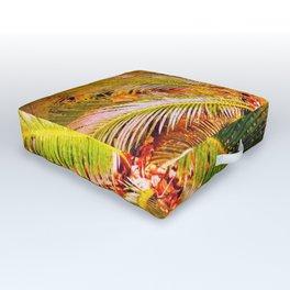 Prickly Outdoor Floor Cushion