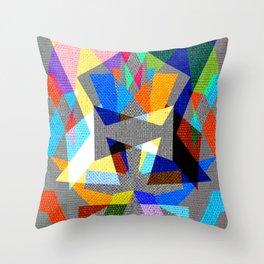 Deko - Art in colors Throw Pillow