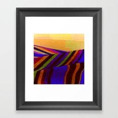 VALLONS Framed Art Print