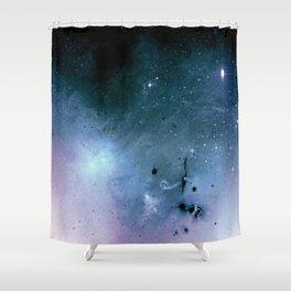 δ Wasat Shower Curtain