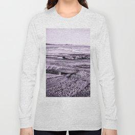 View to Pt Cartwright - Sunshine Coast Qld Long Sleeve T-shirt