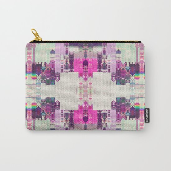 Patchwork 2 Carry-All Pouch