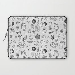 Get this party started Laptop Sleeve
